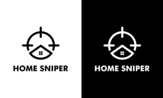 Compass target icon design template symbol Sales repair home vector
