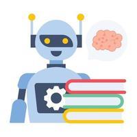 Deep  Artificial Learning vector