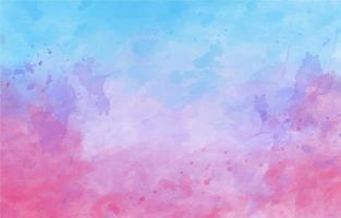 Abstract Watercolor Texture Wallpaper Background vector