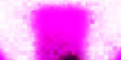 Light purple, pink vector pattern with abstract shapes.