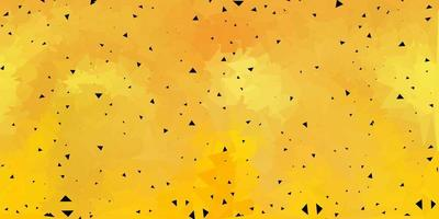 textura de triángulo abstracto vector gris claro.