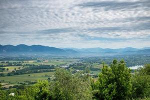 Terni paisaje y su belleza. foto