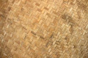 Rattan texture handcraft bamboo background. photo