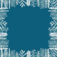 Christmas vector framework