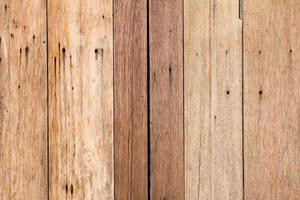 Grunge old brown wooden plate texture background photo
