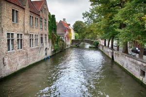 Bruges in Belgium photo