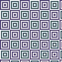 Squares Pattern, Abstract Geometric Background Free Vector