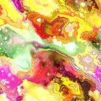 tinta acrílica vertiendo abstracto vector