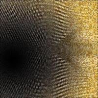 Golden Glitter Halftone Dotted Backdrop Gold Retro Pattern vector