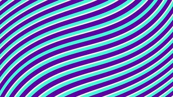 Strange and beautiful lines abstract background video