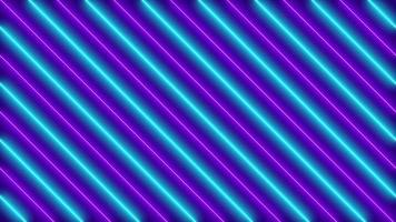 Beautiful glowing lines abstract background video
