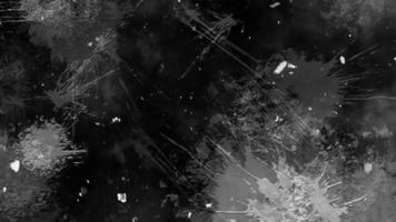 Abstract background with jagged or grunge pattern video