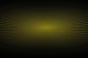 pantalla de cine para película. luz abstracta. pixel led, mosaico vector