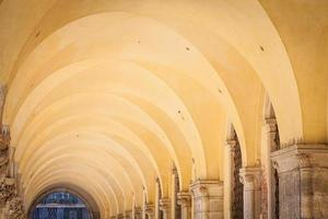 Gallery prospective in Venice - Italy photo
