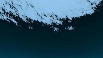 vacker havsscene utsikt över vattnet med naturliga ljusstrålar video