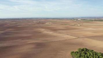 Aerial View of Navarra video