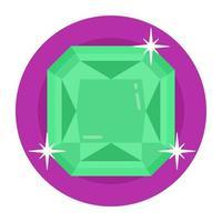 Citrine and Emerald vector