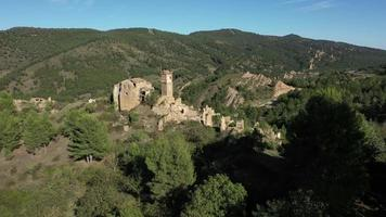 Aerial View of The Province of Navarra, Spain video