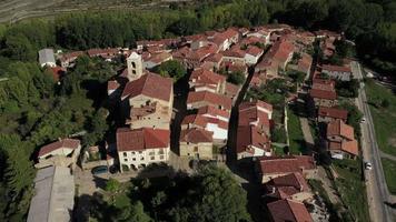 View of Yanguas - Villages of Spain video