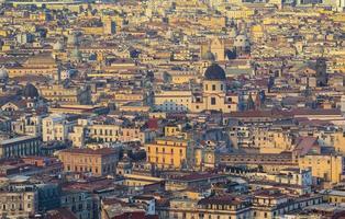 View of Naples photo