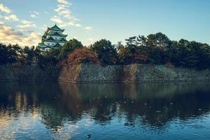 Nagoya Castle in Nagoya, Japan photo