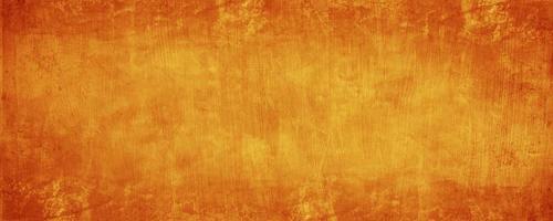 cemento amarillo oscuro y naranja y fondo de pared concreate foto