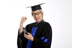 Asian Senior Man photo