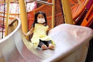 Kid at Playground photo