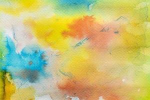 Fondo de color degradado de acuarela. concepto de foto hermosa de alta calidad