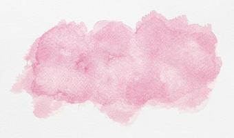 Watercolor copy space light pink paint. High quality beautiful photo concept