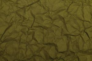 Texture or background of detailed crumpled paper photo