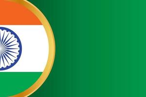 simple  attractive indian background editable vector