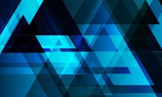 Geometric abstract background with triangles and lines. vector