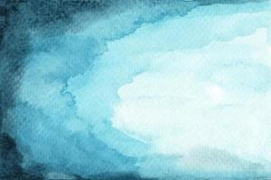Abstract blue watercolor background. layers of different density. vector