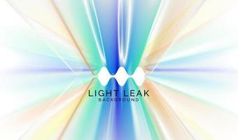 light leak background vector