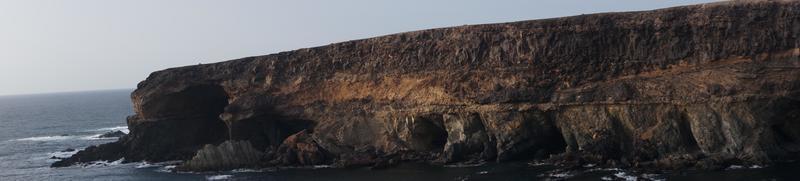 The Caves of Ajuy - Fuerteventura - Spain photo
