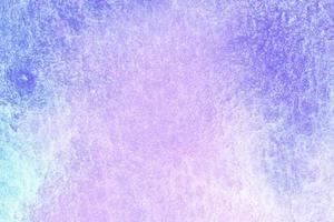 Abstract purple watercolor on white background photo