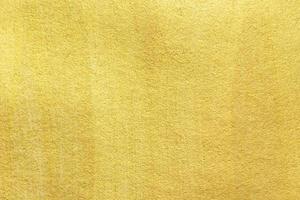 Detalles de fondo abstracto de textura dorada foto