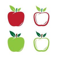 Apple logo images vector