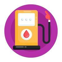 Petrol and Fuel Pump vector