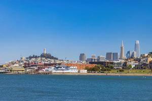 Sunny view of the San Francisco Maritime National Historical Park photo