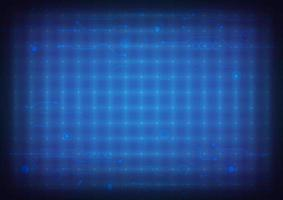 Abstract hi-tech background. Virtual reality high technology vector