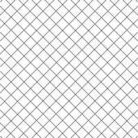 Clean cross diagonal line pattern Free Vector