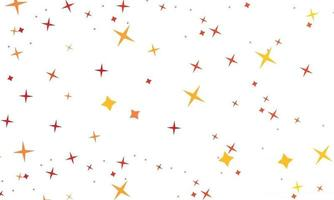 star pattern white abstract background vector