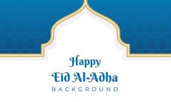 Interesting Eid al-Adha background eps editable vector