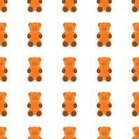 juego grande de galletas idénticas, juego de galletas de colores vector