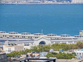 Cityscape of San Francisco, California, USA photo