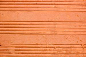 Red brick texture for canvas background photo