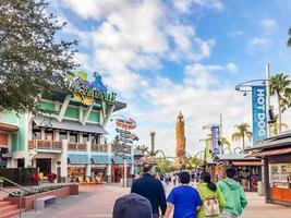 Orlando, FL, USA, Jan 05, 2017 - Adventure Island of Universal Studios photo