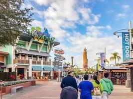 Orlando, FL, USA - Jan 05, 2017 -  Adventure Island of Universal Studios photo
